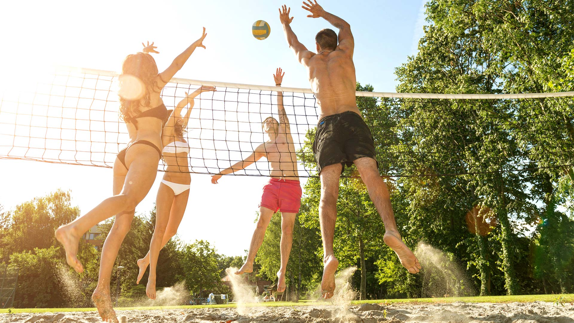 inselhotel-volleyball-sport
